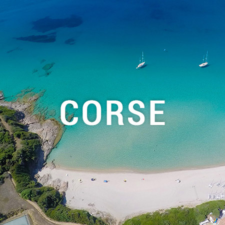 Villages vacances en Corse