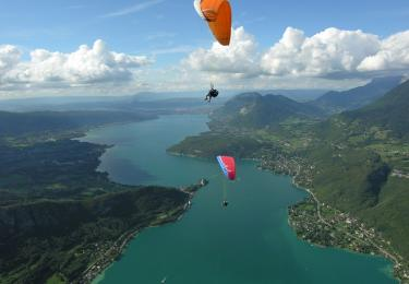 week end sport rando groupes annecy montagne