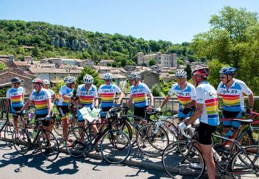 sejour cyclo ardeche campagne