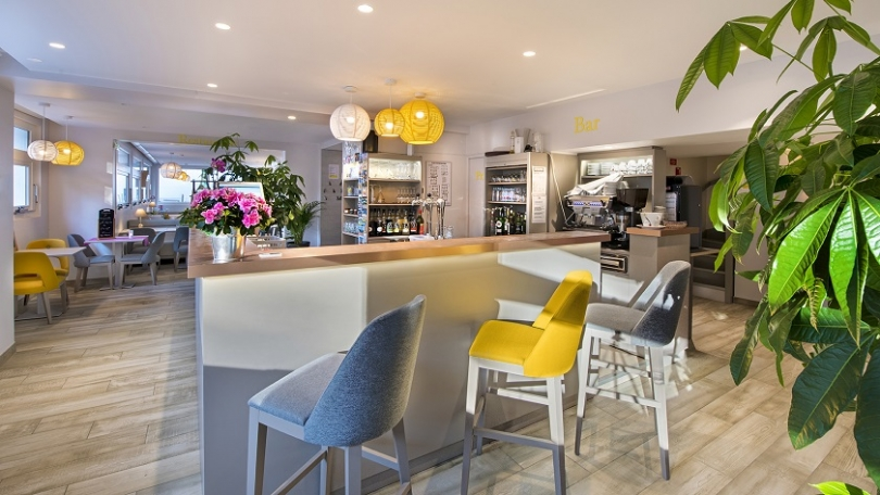 Hôtel Ternélia Villa Bettina La Baule Loire Atlantique - Bar